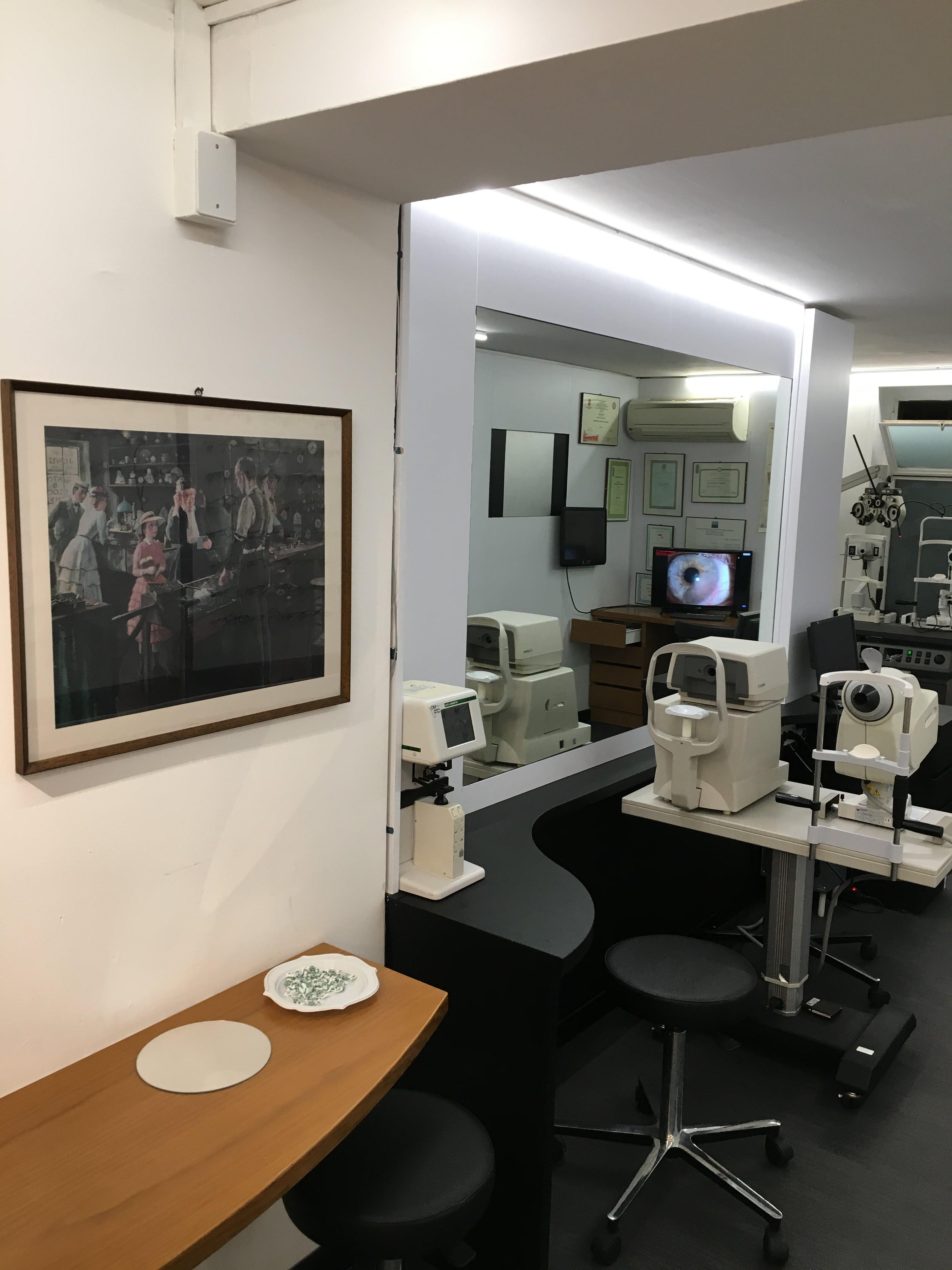 Diagnostica ottica - Paolo Revolfato
